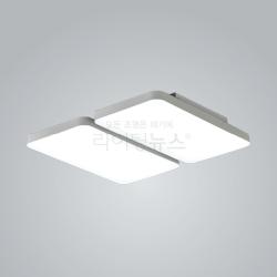 LED 시스템 거실 4등